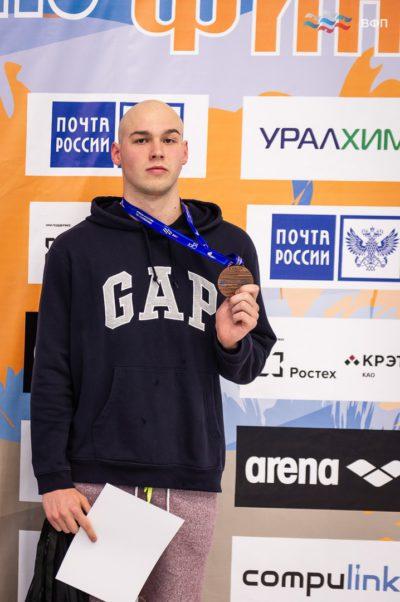 Поздравляем победителей и призёров финала кубка России по плаванию.