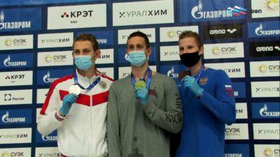 Поздравляем победителей и призёров Финала Кубка России по плаванию в г. Обнинск!