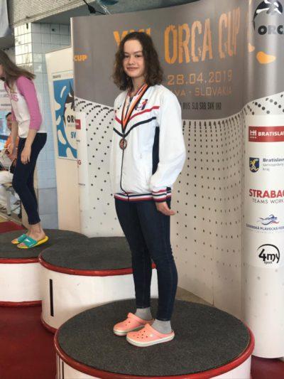 Международные соревнования по плаванию ORCA CUP 26-28.04.2019 (Братислава, Словакия))