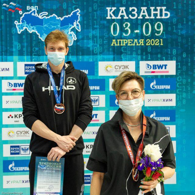 осипенко и тренер