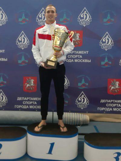 Поздравляем Победителей и Призеров 4-го дня Чемпионата и Первенства города Москвы по плаванию!