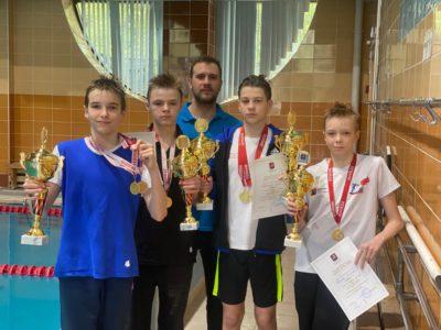 Поздравляем победителей и призеров 2-го дня III этапа Кубка города Москвы по плаванию